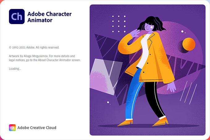 Uninstall Adobe Character Animator