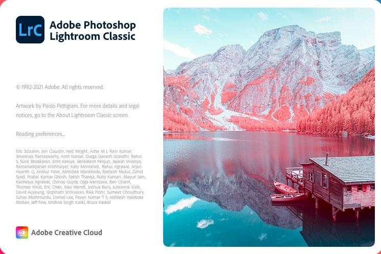 uninstall Adobe Lightroom Classic